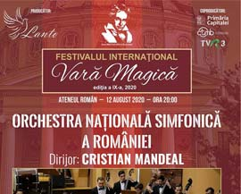 Orchestra National Simfonica