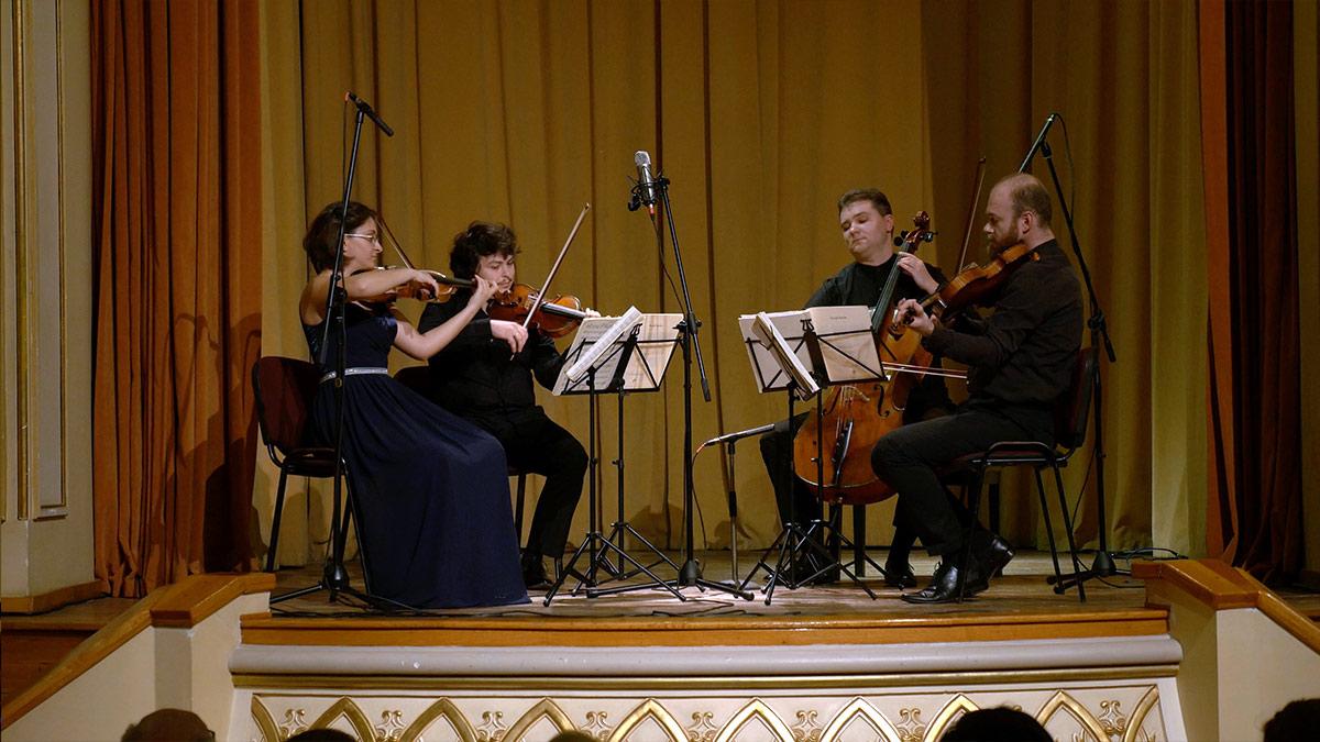 Cvartetul Arcadia_1_Gala Tinerimea Romana 2015