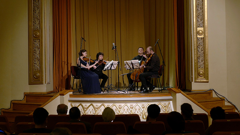 Cvartetul Arcadia_2_Gala Tinerimea Romana 2015