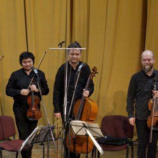 """""""Fantezie şi culori sonore"""" cu Cvartetul Arcadia la Palatul Tinerimea Română"""