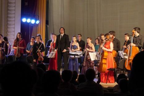 Săli arhipline la Romanian Sinfonietta și Orchestra Junior