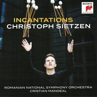 ORCHESTRA NATIONALA SIMFONICA A ROMANIEI INTR-UN NOU CD LA SONY CLASSICAL