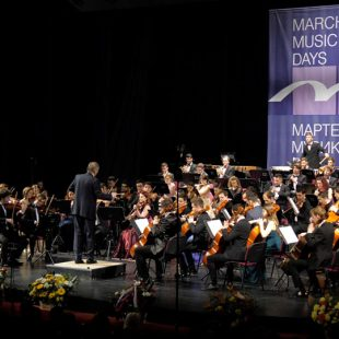 "ORCHESTRA NATIONALA SIMFONICA A ROMANIEI IN CONCERT LA RUSE IN CADRUL FESTIVALULUI NTERNATIONAL ""MARCH MUSIC DAYS"""