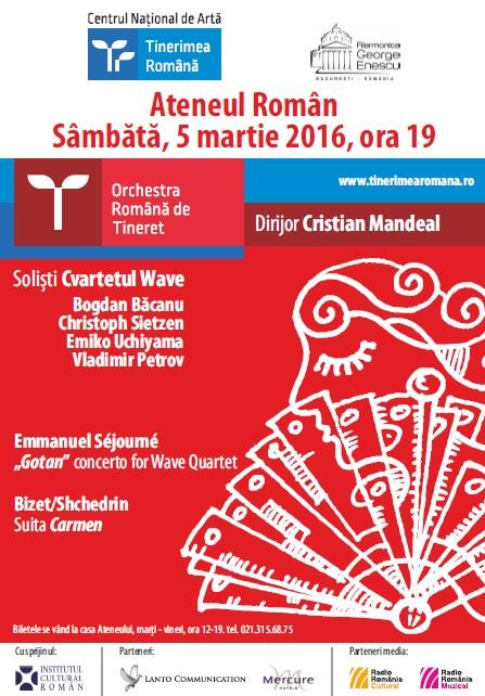 Concert Ateneul Roman