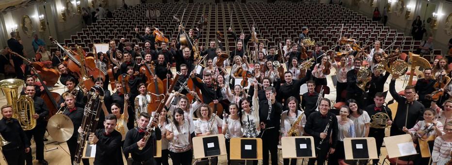 Orchestra de Tineret România-Moldova – Sinaia, Bucureşti, Berlin
