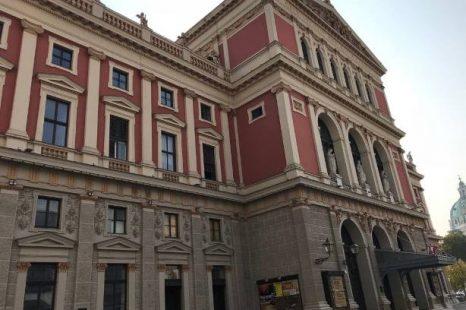 Orchestra Română de Tineret şi Cristian Mandeal cântă în premieră la Musikverein Viena