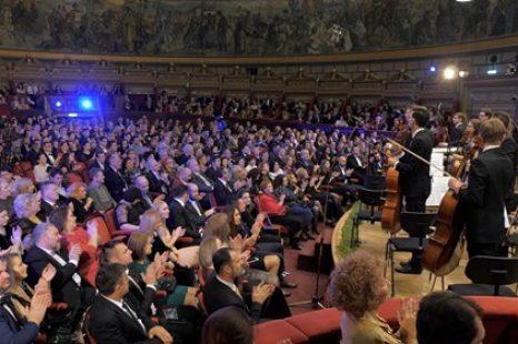 Ovații pe scena Ateneului Român în cadrul concertului IARNA MAGICA 2019