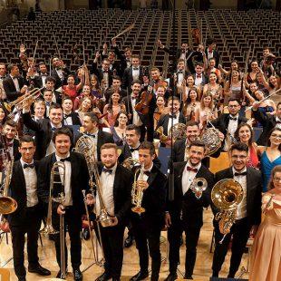 (Română) Orchestra Română de Tineret a şasea oară la Konzerthaus Berlin, pe 7 august 2021