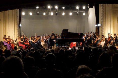 """Romanian Sinfonietta în concert – Festivalului Internațional """"Enescu și Muzica Lumii"""" 2017"""